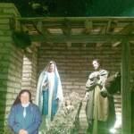 588 Nuestra Madre ante el nacimiento