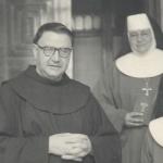 644 1958 Con P. Sepinsky en Roma
