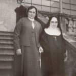 654 Con la Madre. Ma. de la Inmaculada 1976
