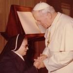 828 Ante el Santo Padre