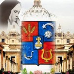 867 Escudo en Vaticano