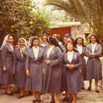 1186 1970 N.M. en el noviciado Grevilias