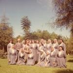 1212 1967 Cambio Noviciado a Grevilias con N.M.