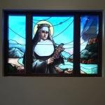 1528 El vitral de la beata María Inés