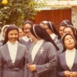 1725 En 1970 N.M. en el noviciado Grevilias